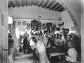 Avskedsfesten hos Panajiotis, måltiden. Idalion - SMVK - C00877.tif