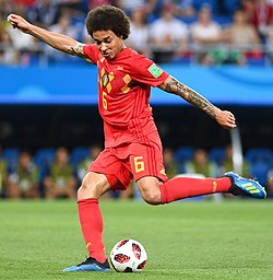 Axel Witsel 2018