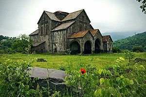 Akhtala - Akhtala Monastery of the 10th century