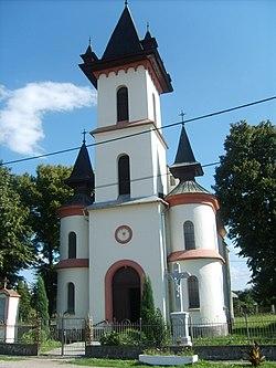 Bánréve római katolikus templom.JPG