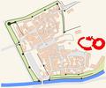 Büdingen Stadtplan Altstadt Schloss.png