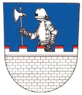 Březno (Chomutov District) - Image: Březno (Chomutov District) Co A