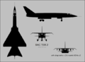 BAC TSR.2 three-view silhouette.png