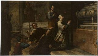 El miracle de Doña María de Peñuela