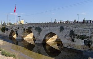 Baç Bridge - Image: Baç Bridge