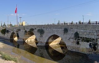Baç Bridge bridge in Turkey