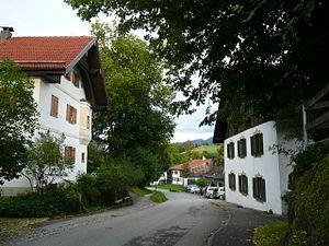 Bad Bayersoien - Image: Bad Bayersoien Village 30455