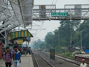 Badkulla - Image: Badkulla