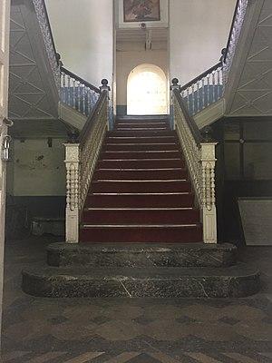Bagh Durbar - Image: Bagh Durbar Stair