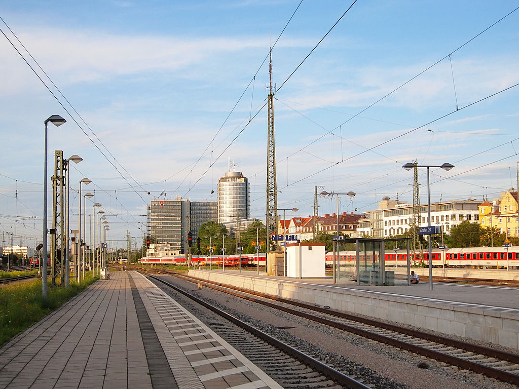 Bahnhof München Ost