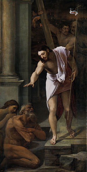 Christ's Descent into Limbo