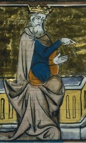 Baldwin I, Latin Emperor