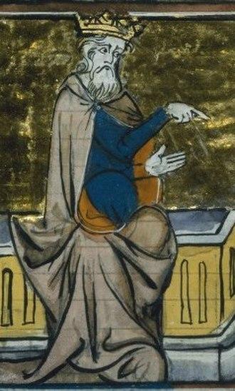 Latin Emperor - Image: Baldwin I of Constantinople
