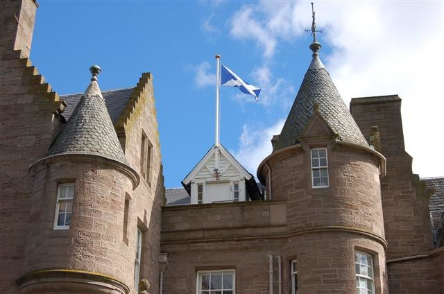 Balhousie Castle (3) - geograph.org.uk - 548503