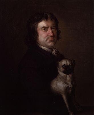 Richard Phelps (artist) - Bampfylde Moore Carew (1693-1759), 1750, National Portrait Gallery, London