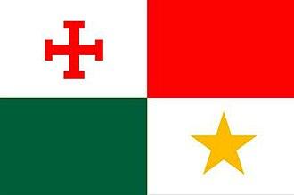 Montero - Image: Bandera de Montero