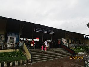 Bangaon Junction railway station - Bangaon Railway Station