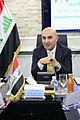 Bangen Rekani The Minister Of Housing and Reconstruction of Iraq.jpg