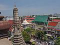 Bangkok along the Chao Phraya and Wat Arun (14881746317).jpg