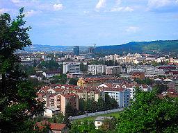 Muslimer flyr banja luka i bosnien