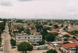 Skyline of Banjul