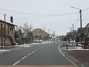 Bannes, Haute-Marne - Image: Bannes FR (march 2008)