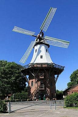 Barßel Mühlenweg Ebkenssche Mühle (dmt) 01 ies