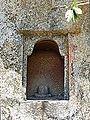 Barabar Caves - Linga at Shrine (9224657319).jpg