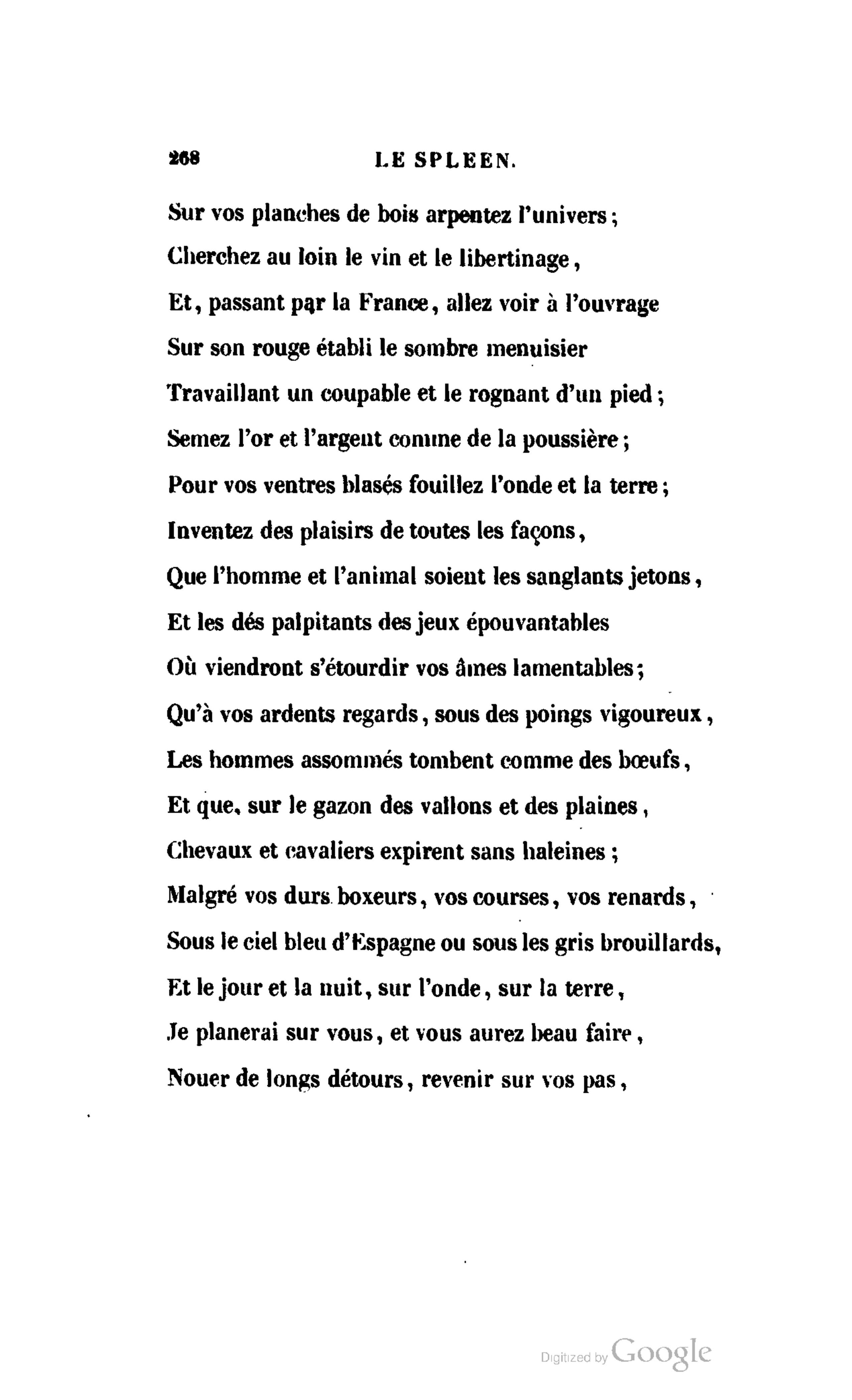 Page Barbier Iambes Et Po 232 Mes 1841 Djvu 271 Wikisource