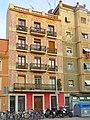 Barcelona, edifici a la plaça del poeta Boscà - panoramio.jpg
