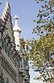 Barcelona - Passeig de Gràcia - View NW on Casa Amatller & Casa Batlló III.jpg