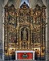 Barcelona Cathedral Interior - Chapel of Severus of Barcelona by Francesc Santacruz.jpg