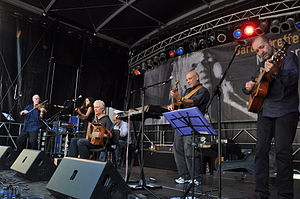 Baraban - Barabàn at the 2014 Bardentreffen festival in Nuremberg