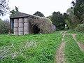 Barn, Breamore Down - geograph.org.uk - 1263844.jpg