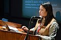 Barnali Chetia - Presentation - Information and Communication Technologies and Wikispaces for Engineering Students Relevance and Utility - Bengali Wikipedia 10th Anniversary Celebration - Jadavpur University - Kolkata 2015 2803.JPG