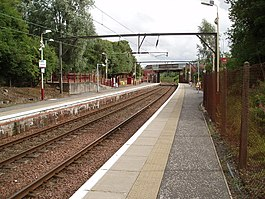 Barnhill Rail Station Glasgow - geograph.org.uk - 1418852.jpg
