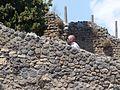 Barracas de los gladiadores (Quadriportico dei Teatri), Pompeya, 2016 14.jpg