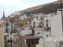 ALICANTE HISTORICA 220px-Barrio_de_Santa_Cruz%2C_Alicante