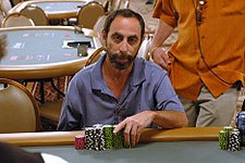 Barry Greenstein vuoden 2006 WSOP:ssa.