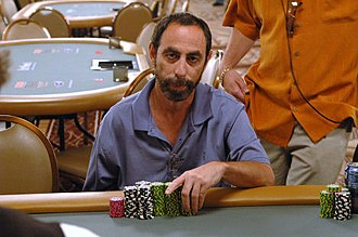 Barry Greenstein - Greenstein in the 2006 World Series of Poker