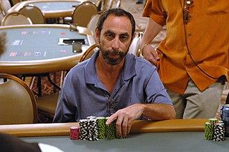 Barry Greenstein - Greenstein in the 2006 World Series of Poker