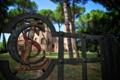 Basilica di Sant'Apollinare in Classe, Ravenna (retro della Basilica, dettaglio).png