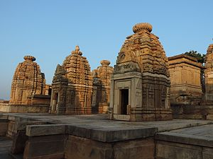 Bateshwar Hindu temples, Madhya Pradesh - A few of the 200 Hindu temples in Batesvar