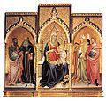 Battista di Gerio, Madonna col Bambino e Santi, Camaiore.jpg