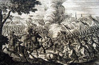 Battle of Hummelshof - Battle of Hummelhof, 1702