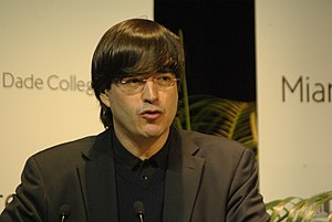 Jaime Bayly in the Miami Book Fair International 2011