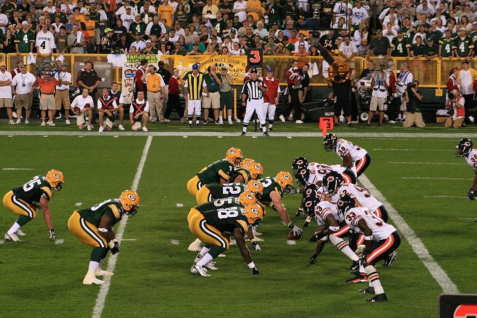 Bears v Packers 02