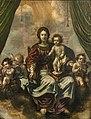 Beaux-Arts de Carcassonne - La Vierge et l'enfant Jésus au Rosaire - Ambroise Fredeau 845.55.62 72x56.jpg