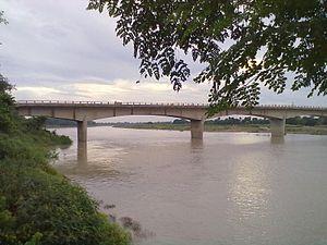 Islampur, Murshidabad - Bhairab Bridge, Islampur