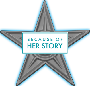 Because of Her Story Barnstar, Smithsonian Institution.png